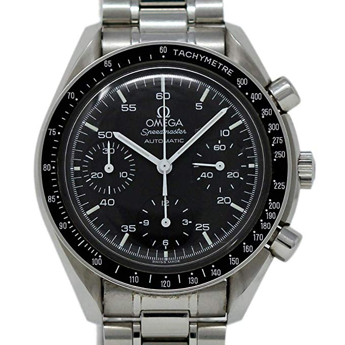 Omega Speedmaster Swiss-Automatic Male Watch 175.0032.1 (Certified Pre-Owned)