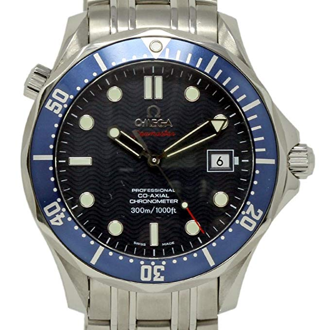 Omega Seamaster Swiss-Automatic Male Watch 2220.80.00 (Certified Pre-Owned)