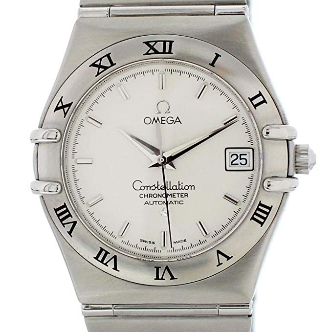 Omega Constellation Automatic-self-Wind Male Watch 368.1201 (Certified Pre-Owned)