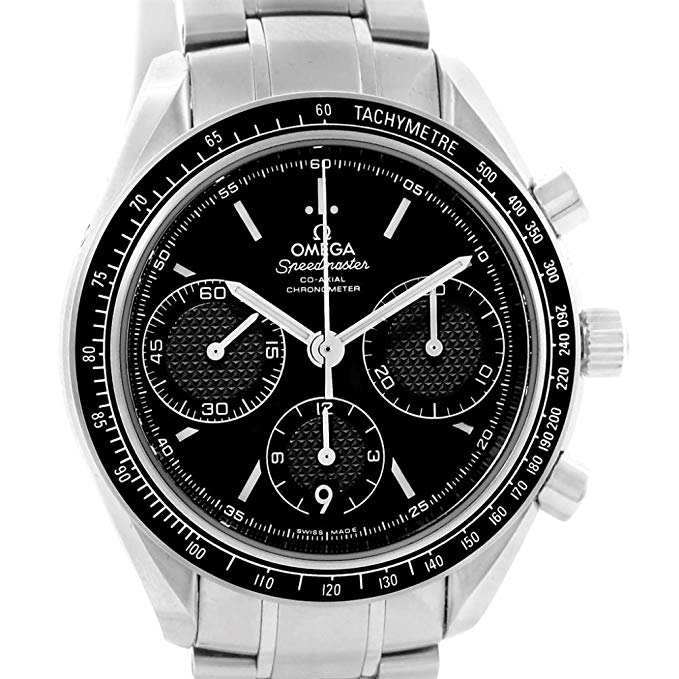 Omega Speedmaster Automatic-self-Wind Male Watch (Certified Pre-Owned)