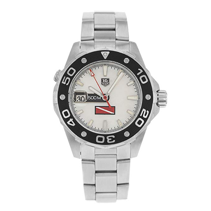 Tag Heuer Aquaracer Automatic-self-Wind Male Watch CAF1010.BA0821 (Certified Pre-Owned)